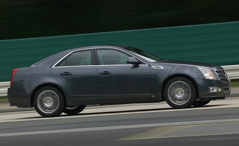 The Quickest Sedans of 2008: $30,000 to $40,000