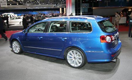 2007 Volkswagen Passat R36