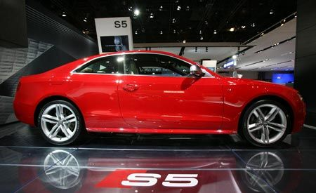2008 Audi A5 and S5