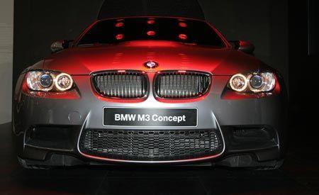 2008 BMW M3 Concept