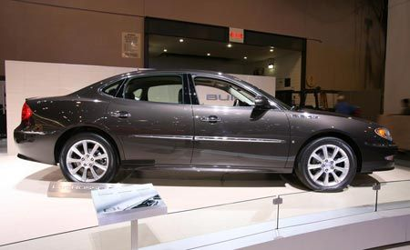 2008 Buick LaCrosse and LaCrosse Super