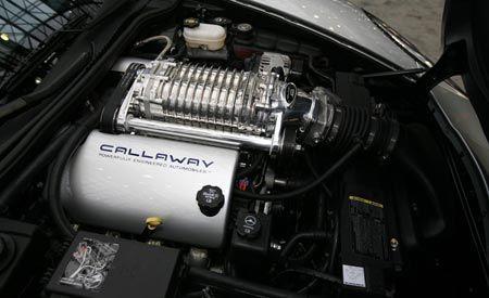 2008 Callaway C16 Cabrio