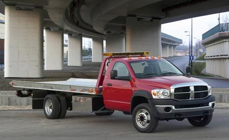 2008 Dodge Ram 4500 and 5500