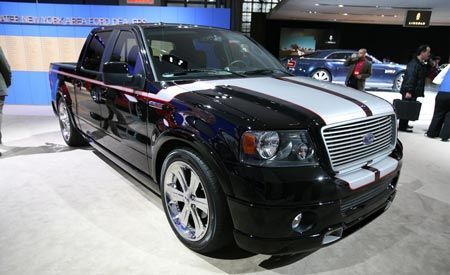 2008 Ford F150 Harley Davidson Edition Reviews >> 2008 Ford F-150 Foose Edition | | News | Car and Driver