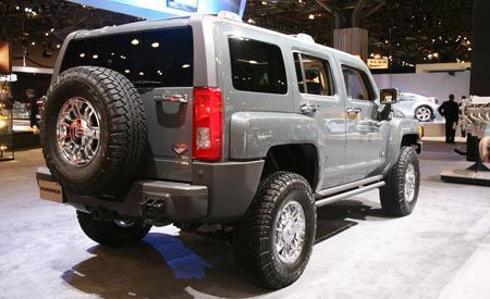 a hardnose road tests a hummer archived test review. Black Bedroom Furniture Sets. Home Design Ideas