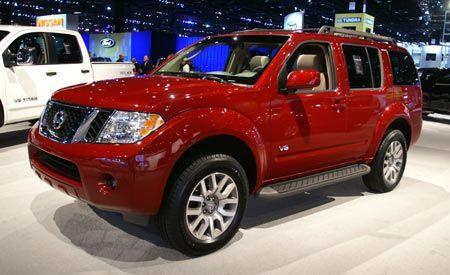 2008 Nissan Pathfinder