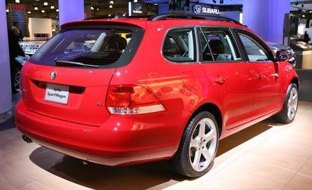 2008 Volkswagen Jetta SportWagen