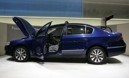 2008 Volkswagen Passat BlueMotion