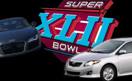 Best and Worst Car Commercials of Super Bowl XLII
