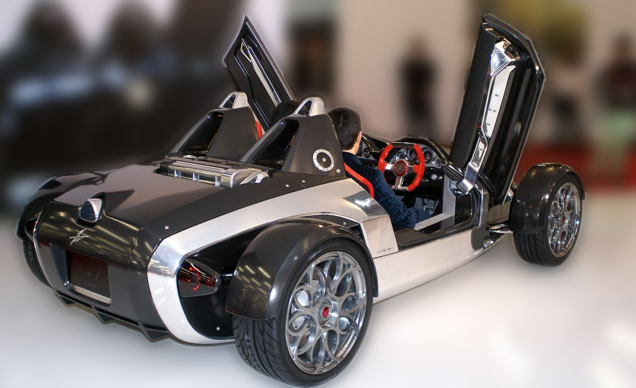 Far Out and Far Away: Five Bizarre Cars from the 2008 Geneva Motor Show