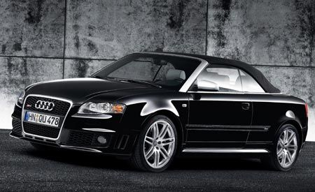 2008 Audi RS 4 Cabriolet
