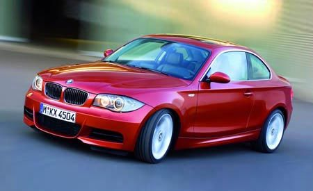 2008 BMW 128i and 135i Coupes