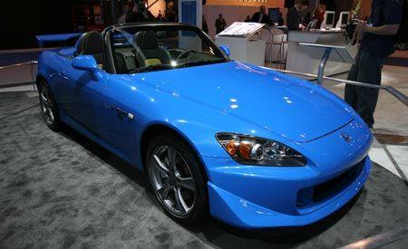 Honda S2000 Cr U003eu003e 2008 Honda S2000 Cr