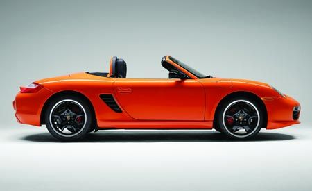 2008 Limited Edition Porsche Boxster and Boxster S