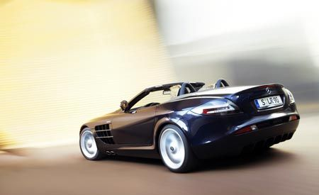 2008 Mercedes-Benz SLR McLaren Roadster