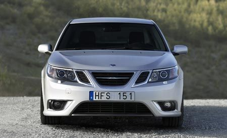 2008 Saab 9-3 - Official Photos & Info