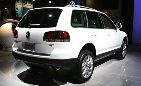 2008 Volkswagen Touareg2