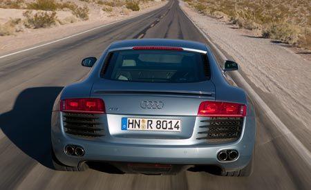 2009 Audi R8 TDI