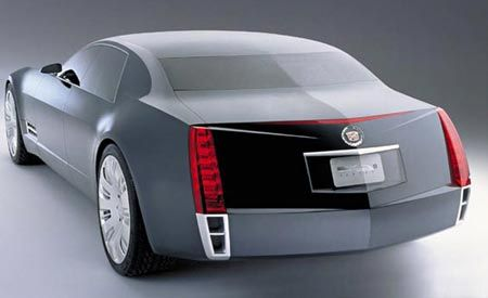 Cadillac Sixteen-Inspired Top-of-the-Line Model on Hold
