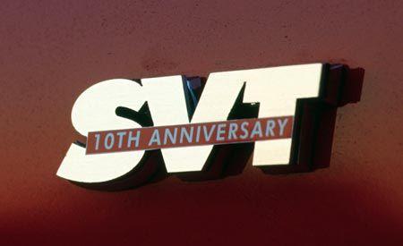 Ford SVT Operation