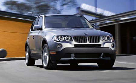 Future BMW X3: Made in the U.S.A.