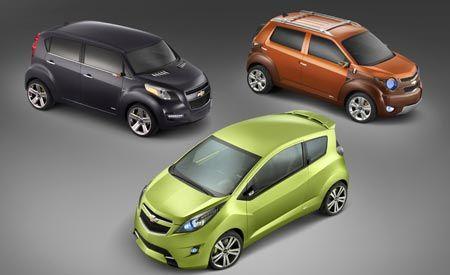 Lutz: U.S. not a frontrunner to get a new Chevy minicar.