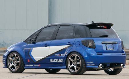 Suzuki SX4 Zuk Concept