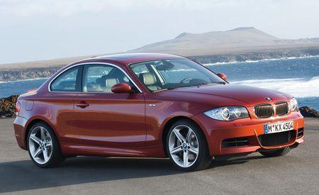2008 BMW 128i and 135i