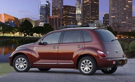 2008 Chrysler PT Street Cruiser Sunset Boulevard Edition