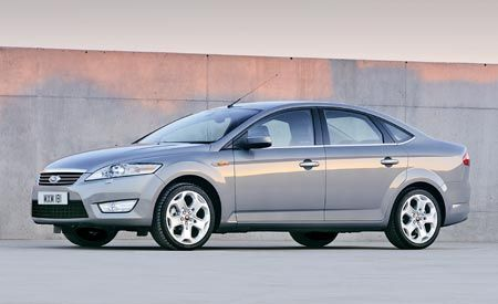 2008 Ford Mondeo 2.5T
