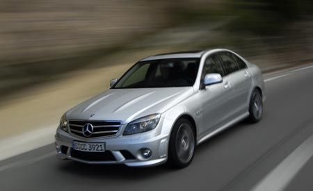 2008 Mercedes-Benz C63 AMG: Official Photos & Info