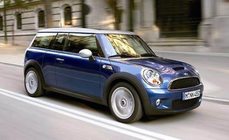 2008 Mini Cooper Clubman and Cooper S Clubman