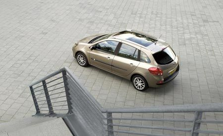 2008 Renault Clio Estate