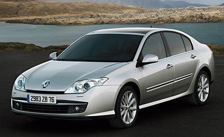 2008 Renault Laguna