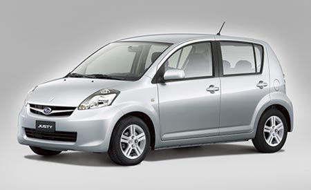 2008 Subaru Justy