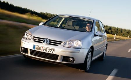 2008 Volkswagen Golf BlueMotion