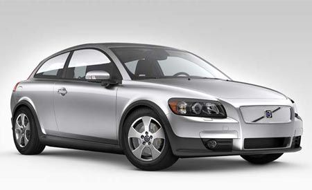 2008 Volvo C30 Efficiency