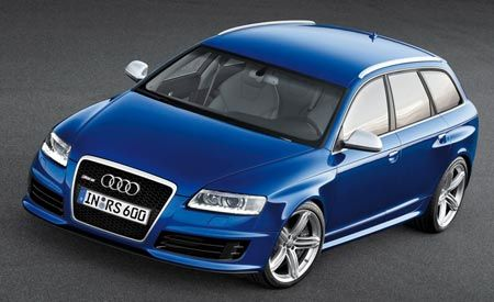 2009 Audi RS 6 Avant