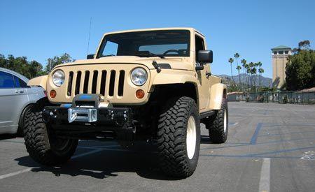 2009 Jeep JT Concept