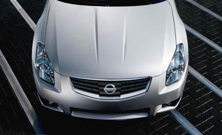 2010 Nissan Maxima Diesel