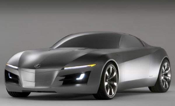 Acura Supercar Concept, Part 2