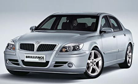 Brilliance and China Automobile Germany