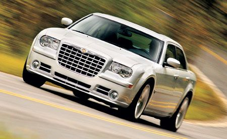 Chrysler 300 Changes Plants