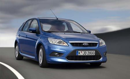 Ford ECOnetic Focus