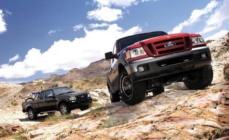 Ford Ranger Endangered?