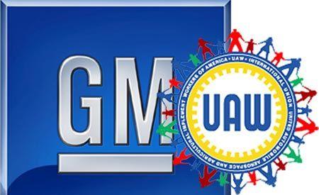 UAW Strikes GM