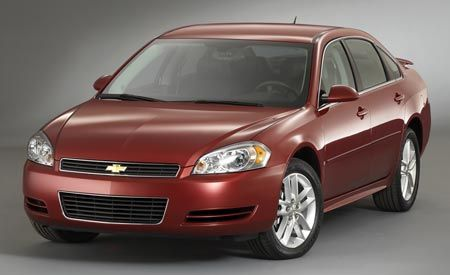 2008 Chevrolet Impala 50th Anniversary Edition