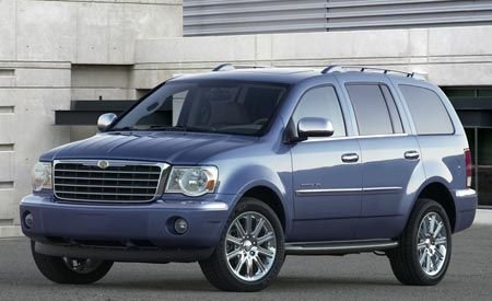 2008 Chrysler Aspen Signature Series