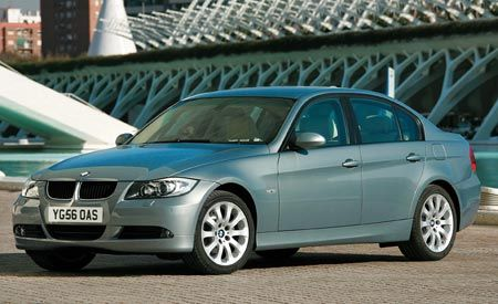 2009 BMW 335d and X5 xDrive35d
