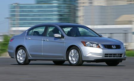 2009 Honda Accord Diesel and New Honda Hybrids for 2009